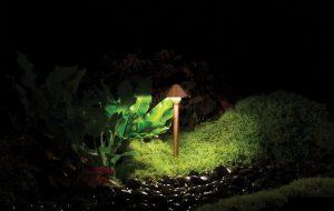 Ландшафтный светильник